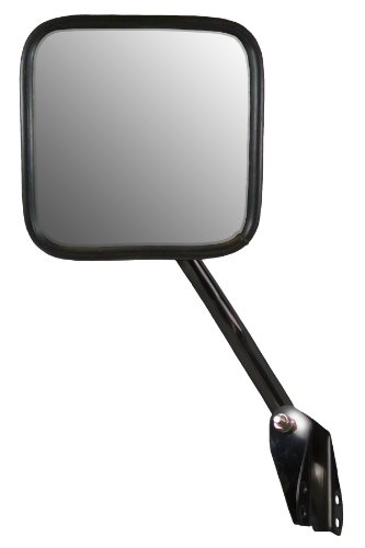 CIPA 44651 Jeep CJ OE Style Manual Replacement Passenger Side Mirror