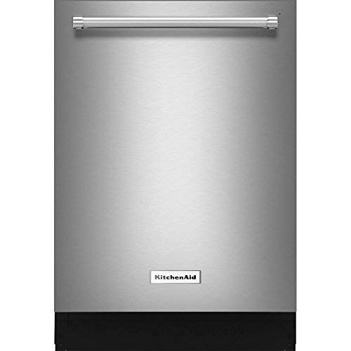 KitchenAid KDTE334GPS 39dB Stainless Built-in Dishwasher with Third Rack
