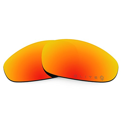 Revant Polarized Replacement Lenses for Oakley Juliet EliteOwyhee Red MirrorShield