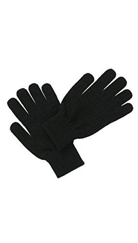 Pro Club Knit Glove, One Size Fits All, Black