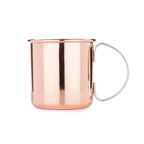 Insulated Case Cocktail (Coffee Mug, Moscow Cocktail Durable Stainless Steel Insulated Mule Mug (Sold by Case, Pack of 6))