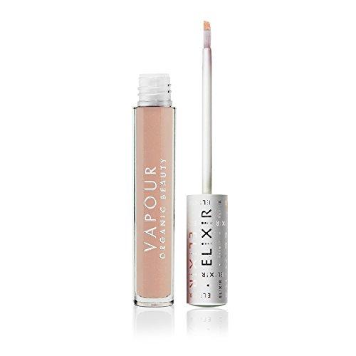 Vapour Organic Beauty Elixir Lip Gloss, Pout-Sheer Pink Nude, 0.13 Ounce