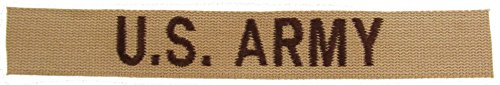 U.S. ARMY TAPES - Desert ()
