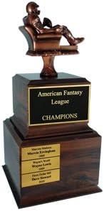 Fantasy Football Trophy – Armchair Quarterback