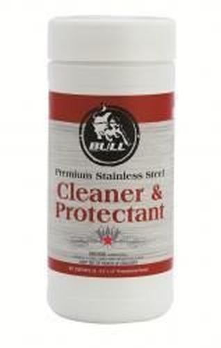 Premium Stainless Steel Cleaner & Protectant Wipes