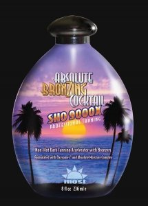 2008 SHO 9000x Absolute Bronzing Cocktail 13.5 Oz by Most by Most