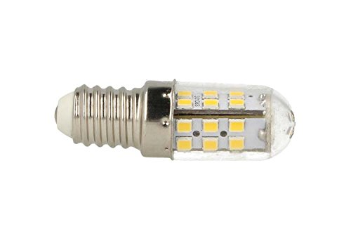 Lote de 2 lámparas LED E14 12 - 24 V CC, 4 W, color