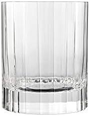 Luigi Bormioli Bach Water Tumbler, 8.5 Ounce, Set of 6