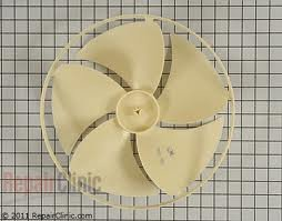 LG Electronics 5900A10009B Air Conditioner Axial Cooling Fan Blade