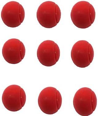 E-Deals - Pelotas de Tenis de Espuma Suave (70 mm, 9 Unidades ...