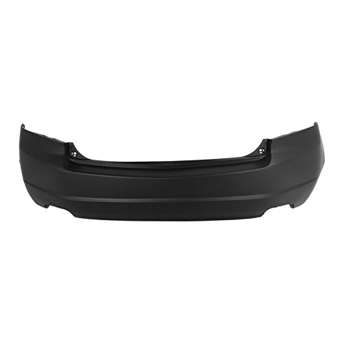 MBI AUTO Painted To Match, Rear Bumper Cover Replacement for 2004 2005 2006 Acura TL 04-06, (Acura Tl Rear Bumper)