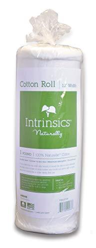 INTRINSICS 227200 100% Cotton Roll 12: huge - 1lb