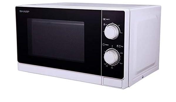 Horno de microondas con grill, 20 litros, 1000 W, R-600IN: Amazon ...