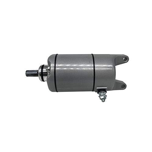 SHUmandala Starter Motor 18719N Replace for Kawasaki KSV700 KVF650 KVF700 KVF750 21163-1320 21163-1321/ SUZUKI LT-V700F K2116-31320 ATV