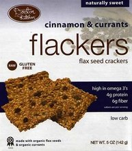 Dr. In The Kitchen Cinnamon Currant Flackers (12x5 OZ)