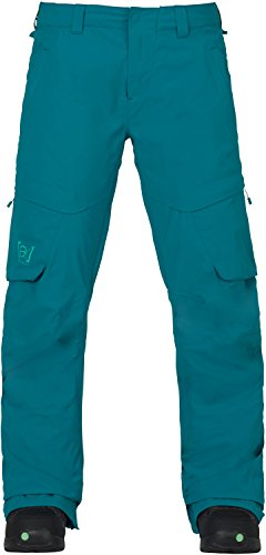 Snowboard 2l Ak Cyclic Jacket - Burton Women's AK Gore-Tex Summit Snow Pant, Harbor, Small