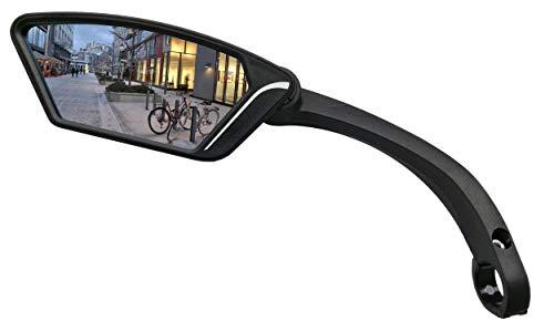 VWP Spiegel links E-bike multi-angle stuurbev. zw.