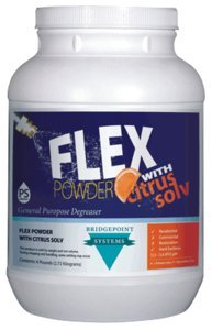 Flex Powder with Citrusolv Heavy Duty Carpet Prespray by Bridgepoint