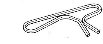 John Deere Original Equipment V-Belt #M95087