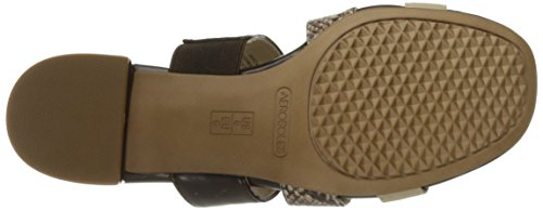 Snake Slide Down Aerosoles Sandal Back Bone Women 7qRY4