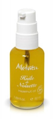 Melvita Hazelnut Oil, 1.69 fl.oz Bottle