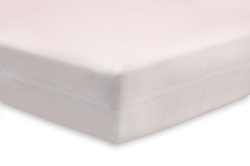 31PWzz1FLSL - Babyletto Pure Core Non-Toxic Crib Mattress With Dry Waterproof Cover, Greenguard Gold Certified