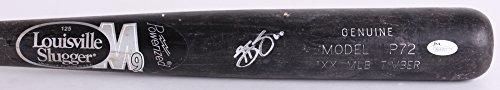 HUNTER STRICKLAND SIGNED LOUISVILLE SLUGGER GAME USED BAT SAN FRANCISCO GIANTS - Strickland Signed
