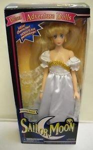 Princess Serena Sailor Moon Deluxe Adventure Doll