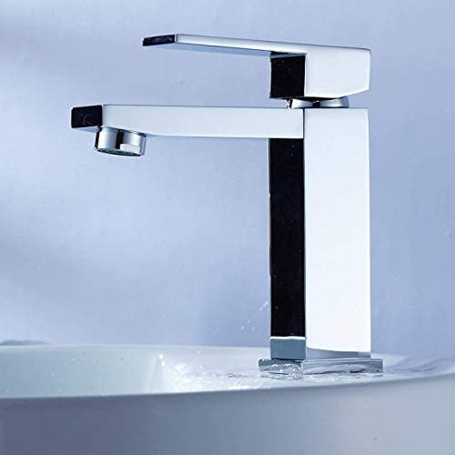 ゆば 座って浴槽の蛇口バブラ仕上げサテン片手クロム銅カルテットホット&コールドアメリカンスタイル