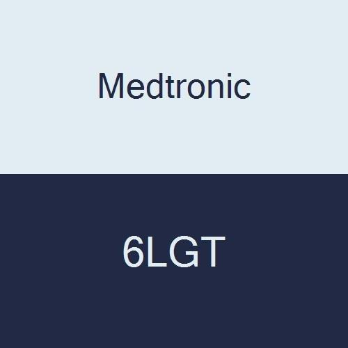 Covidien 6LGT Laryngectomy Tube, Cuffless, Size 6, 6.4 mm ID x 11.1 mm OD x 50 mm L