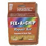 Kitchen Countertop Paint Kits Fix a Chip Counter and Desktop Repair Kit