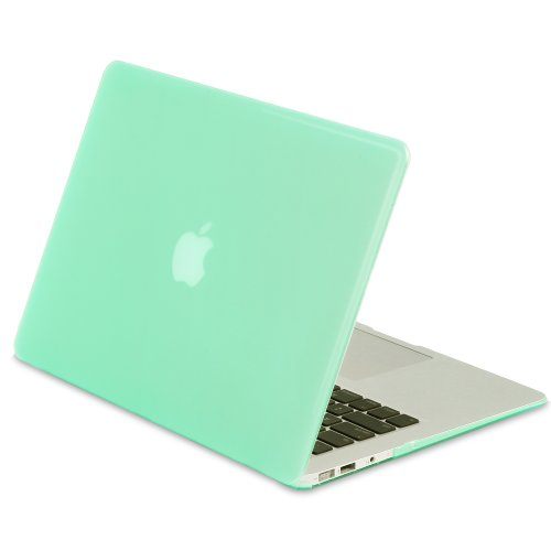 Matte Rubber Slim PC SnapOn Case Cover for Apple MacBook Air 13-inch A1369 A1466
