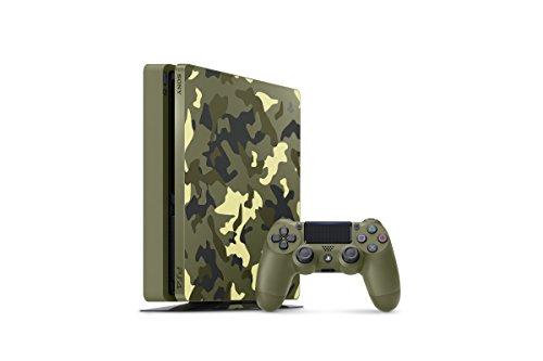 PlayStation4本体 コール オブ デューティ ワールドウォーII リミテッドエディション