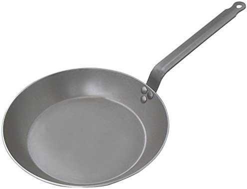 De Buyer Carbon Steel Frying Pan, Dia. 8-5 8