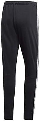adidas Tiro 19 Cotton Pant Pantalones, Hombre, Black/White, S ...