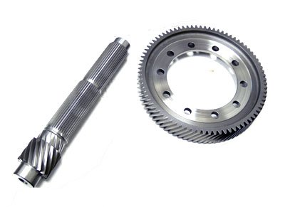 OBX Final Drive Gear Set, 02-07 RSX (All) K20/K24 DC5, (05-06 Bearing) Ratio 5:1