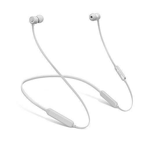 Beats by Dr. Dre イヤホン Bluetooth 高音質 重低音 マイク 有線 カナル型 / 連続 自動 ペアリング 再生 マグネット 搭載 iPhone iPad Android (サテンシルバー)  サテンシルバー B07SR9WM4Z
