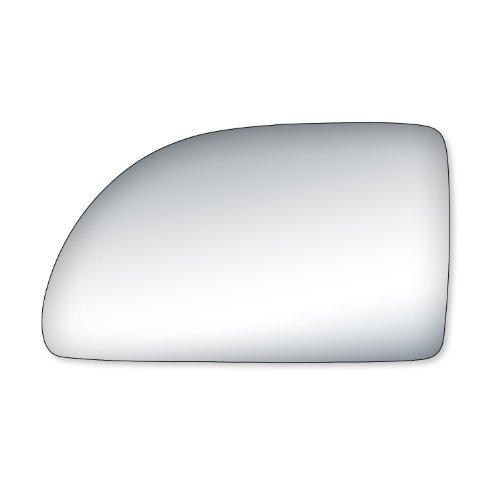 Fit System Driver Side Mirror Glass, Chevrolet Equinox, Pontiac Torrent, Saturn Vue, Saturn Vue Hybrid