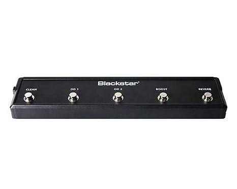 Blackstar FS-14 Pedalera de control para amplificadores: Amazon.es: Electrónica