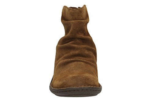 Avington Marron Femme Clarks Boots Sswan Bottines CXwvqdxR