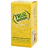 True Lemon Crystallized Fruit Wedge ~ 100 Pack Box