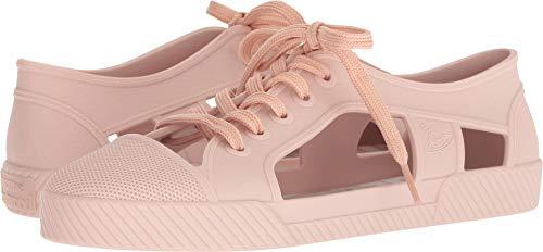 Melissa Women's x Vivienne Westwood Brighton Sneakers, Pink, 8 M US