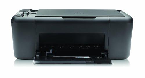 HP Deskjet F4480 Inkjet All-in-One Printer (CB745A#B1H) - Hewlett Packard Ink Cartridges 60