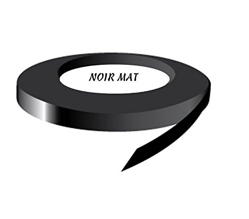 LAV RENOVAUTO Filet Deco Noir Mat 3 mm