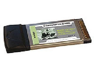 CONCEPTRONIC WLAN Notebook PCMCIA Karte 54Mbit C54RC