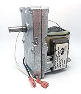 Auger Motor For Breckwell Pellet Stove 4 Rpm C E 010