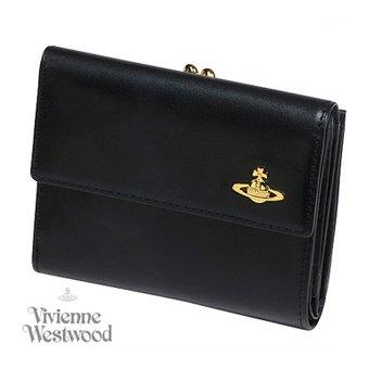0b1a9f61c5b8 (ヴィヴィアン・ウェストウッド) Vivienne Westwood 2つ折り財布 レディース ヴィンテージ WATER ORB 平行