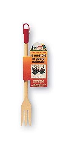 DEMOLLI Tenedor de Madera 32 cm con Perchero 02010: Amazon ...