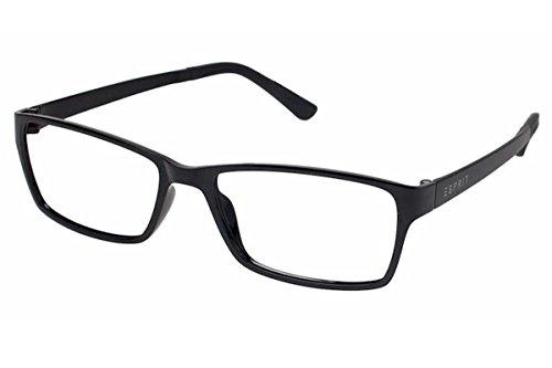 Esprit Men's Eyeglasses ET17447 ET/17447 538 Black Full Rim Optical Frame - Glasses Esprit