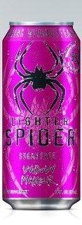 16 Pack - Spider Widow Maker Energy Drink - Sugar Free - 16oz.